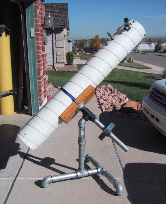 Jeff Duntemann's Junkbox Telescope Gallery